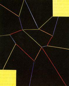 Mary Heilmann, Au Go Go, The Painting, 1997 •