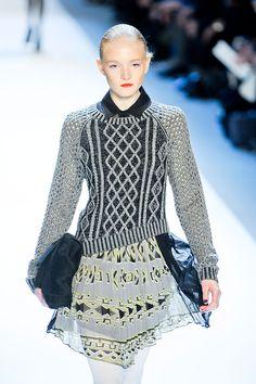 Charlotte Ronson at New York Fashion Week Fall 2012 - StyleBistro