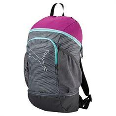 9aca90a29d90 Rebel Sport - PUMA Echo Backpack Quiet Shade-Rose Violet 23 Litres