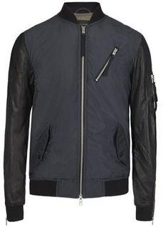 AllSaints Henan Bomber Jacket