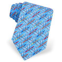 10efe424a012f3 Amazon.com  Men s 100% Silk Light Blue Crew Rowing Necktie Neck Tie  Neckwear  Clothing
