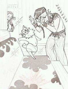 Imágenes random de Kimetsu no Yaiba Chibi Anime, Fanarts Anime, Anime Films, Haikyuu Anime, Kawaii Anime, Otaku Anime, Anime Guys, Anime Art, 4 Panel Life