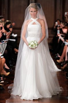 Romona Keveza Collection - Couture Bridal Fall 2012 Looks