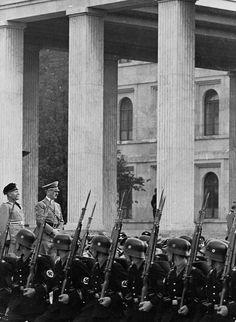 Mussolini - Hitler