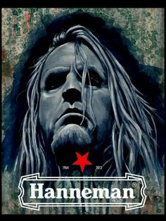 Jeff Hanneman art RIP