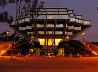 UC San Diego's Geisel Library. San Diego is #9 on Topretirements.com list of Best Places to Retire  http://www.topretirements.com/reviews/California/San%20Diego.html