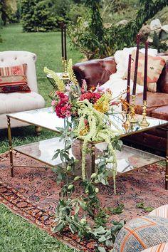 Peruvian inspired wedding ideas | Photo by Pabelona Studio | Read more - http://www.100layercake.com/blog/?p=79371