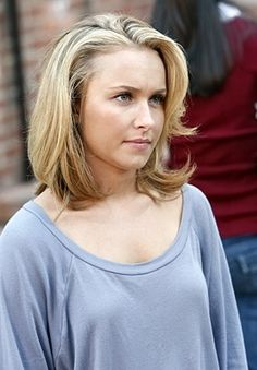 Heroes - Season 4 - Hayden Panettiere as Claire Bennet Cute Hairstyles, Woman Hairstyles, Hairdos, My Beauty Routine, Hair Again, Hayden Panettiere, Cut And Color, Beautiful Actresses, Most Beautiful Women