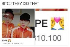 NO!!! MY FRIEND SENT THIS SNAPSHOT TO ME BECAUSE HE SHIPS SOPE AND I DONT AND THIS IS TRIGGERING ME!!!!!