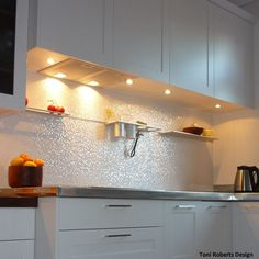 cubica blanco tile in kitchen - Google Search