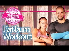 Cardio Workout Zuhause - Fatkiller HIIT - Für jeden geeignet - Mission Traumkörper 2016 - Tag 6 - YouTube
