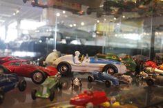 So many toy cars!