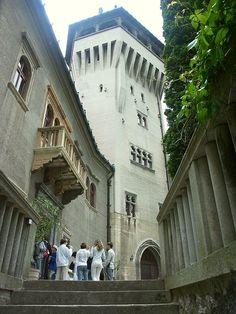 Slovakia Smolenice Castle 3 - Smolenický zámok