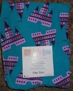 Lularoe Castle Leggings OS One Size Unicorn New   eBay