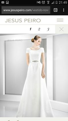 One Shoulder Wedding Dress, Wedding Dresses, Fashion, Vestidos, Gowns, Bridal Dresses, Moda, Bridal Gowns, Wedding Gowns