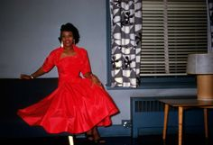 At The Party, 1956