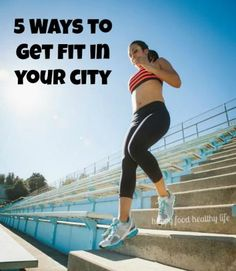 5 Ways to Get Fit In