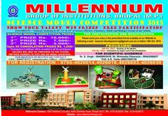 Millennium Group of Institutions - Engineering, Pharmacy, MBA, B.Ed College Bhopal