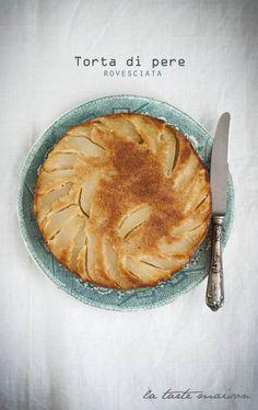 La tarte maison - torta di pere