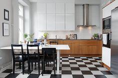 cozinha / kitchen  by  Alvhem Mäkleri och Interiör | För oss är det en livsstil att hitta hem.