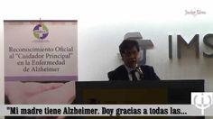 Javier Urra dedica un poema a los enfermos de Alzheimer