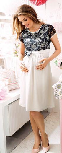 33a219f71 Maternity wear & fashion - Happy mum Vestidos Para Embarazadas, Vestidos  Para Bebés, Trajes