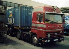 Classic Trucks, Big Trucks, Amsterdam, Transportation, Container, Cars, Vehicles, Beautiful, Vintage