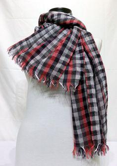 Materials  ********************  Cotton    Measurements  *******************  Length : 74.80 (190 cm)  Height : 25.60 (65 cm) #handmadeatamazon #nazodesign
