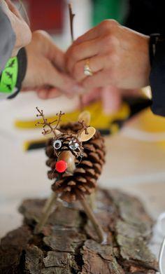 Alabama Nature Center celebrates Christmas Dec. 15, 2012 photo gallery