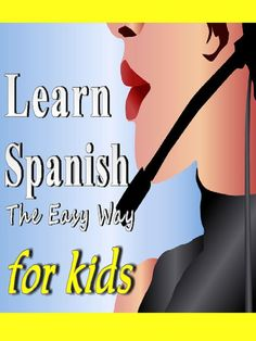 Spanish For Kids Songs and Games for Kids by Antonio Smith // A mixture of fun songs, words and phrases. Spanish Help, Spanish Lessons For Kids, Learning Spanish For Kids, Learn To Speak Spanish, Learn Spanish Online, Spanish Songs, How To Teach Kids, Teaching Spanish, Teaching Kids