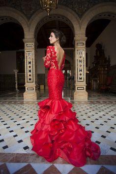 Mi primer Vestido de Flamenca