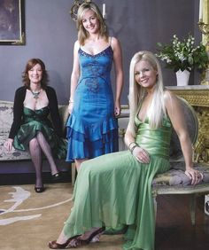 Orla Fallon, Lisa Kelly and Mairead Nesbitt (June 8, 2008)