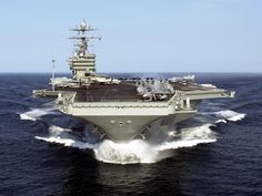 Largest Aircraft Carrier in the World   World's Biggest Aircraft Carriers - okclips.com