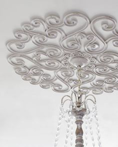 - Concept Candie Interiors offers virtual interior design services for the affordable price of $200.00 per room!   Rope-Edge Ceiling Medallion at Horchow.