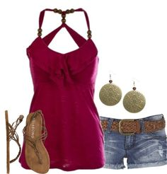 Perfect summer outfit!