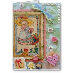 Happy Birthday! Greeting Card Two Days Only: 75% off cards! USE CODE: CARDDEAL4YOU