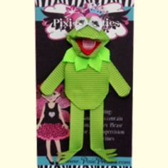 Kermit Ribbon Sculpture