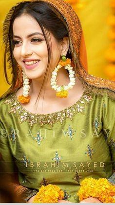 Pakistani Bridal Makeup, Bridal Mehndi Dresses, Indian Bridal Outfits, Pakistani Wedding Outfits, Pakistani Dresses, Indian Dresses, Punjabi Suits Designer Boutique, Shadi Dresses, Eastern Dresses
