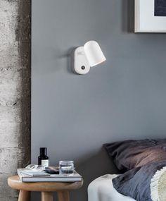 Northern Buddy: Mit Der Wandleuchte Können Sie Viele Räume Ausstatten. Sie  Kann Als Nachtlicht über Dem Bett Im Schlafzimmer, Als Leseleuchte über Dem  ...