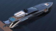 SC199 superyacht - Strand-Craft Series Super Sport Yachts