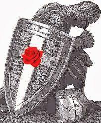 The prayer of the Crusader
