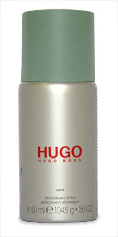 mandate deodorant  | Hugo For Men Deodorant spray 150ml £14.99
