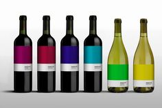 Designer: Nano Alfonsín  Project Type: Concept  Location: Mendoza, Argentina  Packaging Contents: Wine  Packaging Substrate / Materials: P...