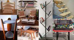 Le mobilier version design Skateboard | SearchSwear
