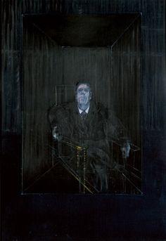 Francis Bacon 'study' 1953