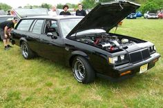 THey made a Grand National station wagon [ shooting star] Buick Wagon, Dragon Wagon, Station Wagon, Buick Grand National, Automobile, Wagon Cars, Garage, Sports Wagon, Buick Regal