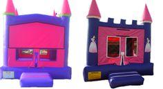 Princess bounce house rentals in Phoenix Az.