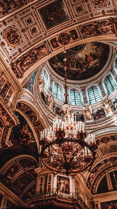 Renaissance Architecture, Baroque Architecture, Beautiful Architecture, Beautiful Buildings, Aesthetic Pastel Wallpaper, Aesthetic Backgrounds, Aesthetic Wallpapers, Images Esthétiques, Stunning Wallpapers