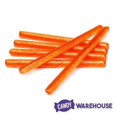 Old Fashioned Hard Candy Sticks - Sour Orange: Box Sour Gummy Bears, Sour Gummy Worms, Sour Orange, Old Fashioned Candy, Orange Candy, Sour Candy, Hard Candy, Yummy Treats, Best Gifts