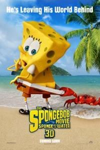 Visit AMC theaters this Saturday February 14th for a sensory friendly viewing of the new Spongebob Squarepants movie!